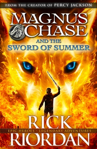 Rick Riordan - The Sword of Summer